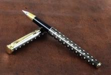 vintage-wing-sung-neo-fountain-pen-golden-triumph-Fine-nib-1980