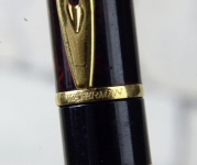 waterman-fountain-pen-laureat-23Karat-gold-plated-M-nib-vintage