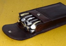 genuine-leather-pen-pouch-compact-pen-case-for-fountain-pens-by-anitkcart