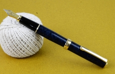 diplomat-1922-classic-collection-fountain-pen-Dualtone-irridium-Medium-nib-German-Made