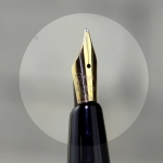 vintage-conway-stewart-87-vacuum-filler-fountain-pen-with-14KT-gold-nib-10k-goldfilled-cap-england