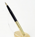 vintage-conway-stewart-87-vacuum-filler-fountain-pen-with-14KT-gold-semi-flex-nib-10k-goldfilled-cap