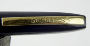 vintage-sheaffer-imperial-touchdown-III-dualtone-conical-calligraphy-nib-1960-Australia