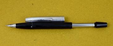 vintage-sheaffer-imperial-touchdown-fountain-pen-triumph-Medium-nib-USA-Made