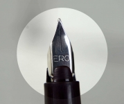 vintage-German-made-ERO-piston-filler-fountain-pen-with-steel-Fine-nib