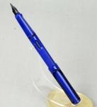 lamy-safari-standard-fountain-pen-blue-barrel-Original-black-M-nib-Germany