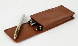 genuine-leather-pen-pouch-four-jumbo-fountain-pens-with-separators
