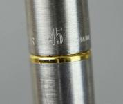 vintage-Parker-45-flighter-fountain-pen-14K-solid-gold-nib-USA-made