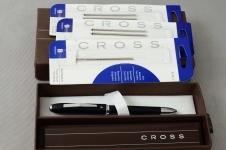 Cross-tech-4-Four-in-1-ballpen-pencil--black-matte-USA-Box-packed