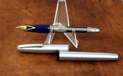vintage-sheaffer-imperial-444-fountain-pen-14K-solid-gold-M-nib