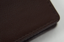 Genuine-leather-Choco-brown-4-pen-pouch-Case