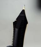 Montblanc-meisterstuck-149-Piston-Filler-fountain-Pen-Dual-tone-14K-Gold-flex-Fine-nib