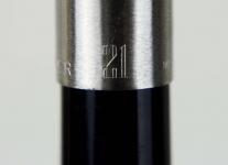 Vintage-Parker-21-Aerometric-Fountain-pen-with-steel-Medium-nib-USA-made