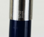 vintage-parker-21-fountain-Pen-steel-M-nib-USA-Made