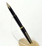 vintage-pilot-custom-K500-RS-Black-barrel-gold-trim-14K-Solid-gold-Fine-nib