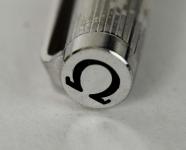 vintage-Omega-German-sterling-silver-Barrel-fountain-Pen-with-Platinum-Fine-nib