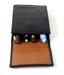 genuine-leather-Jumbo-Pen-storage-pouch-pen-case-with-Separators
