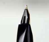 vintage-platinum-18-pocket-fountain-pen-18K-solid-gold-F-nib