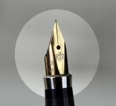 vintage-hero-400-22KGP-barrel-14K-solid-gold-Medium-nib
