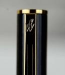 waterman-laureat-blue-marbled-fountain-pen-and-ballpoint-pen-set-23Karat-gold-plated-M-nib