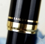 vintage-sailor-14-pocket-fountain-pen-with-14Karat-solid-gold-Fine-Nib