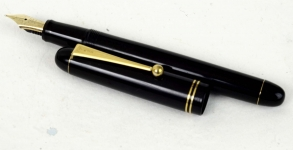 vintage-pilot-namiki-67-fountain-pen-14Karat-solid-gold-M-nib-Japan