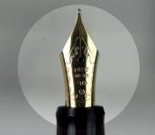 vintage-pilot-namiki-67-fountain-pen-14K-solid-gold-Medium-nib