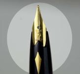 vintage-platinum-pocket-18k-fountain-pen-18K-gold-Medium-nib