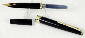 vintage-platinum-pocket-18k-fountain-pen-18Karat-gold-Medium-nib