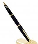 vintage-platinum-18-sheep-skin-fountain-pen-with-18K-solid-gold-Fine-nib-japn