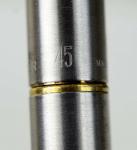 vintage-parker-45-flighter-fountain-pen-14k-solid-gold-Broad-nib-USA-made
