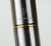 vintage-original-parker-45-flighter-fountain-pen-14k-solid-gold-Broad-nib-USA-made