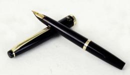 vintage-pilot-elite-95s-pocket-fountain-pen-18Karat-script-EF-solid-gold-nib