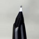 vintage-sheaffer-targa-1001-steel-barrel-fountain-pen-inlaid-steel-B-nib-australia