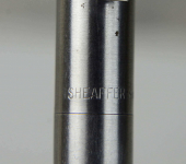 vintage-sheaffer-targa-steel-barrel-1001-fountain-pen-inlaid-steel-B-nib