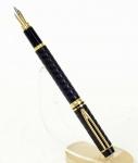 waterman-Le-man-100-opera-black-fountain-pen-18K-750-ideal-M-nib