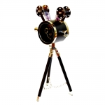 Antikcart Vintage Tripod Projector Model Miniature home table decor curios